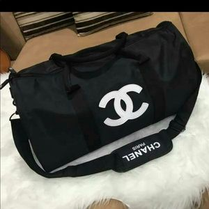 Authentic Chanel VIP Duffel